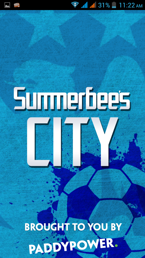 Summerbees City Paddy Power Splash Android